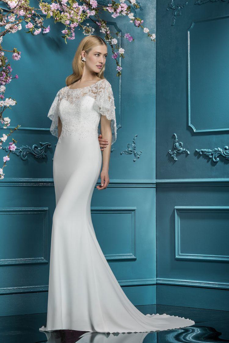 Classically Elegant 2018 Ellis Bridals Wedding Dresses | Ellis ...