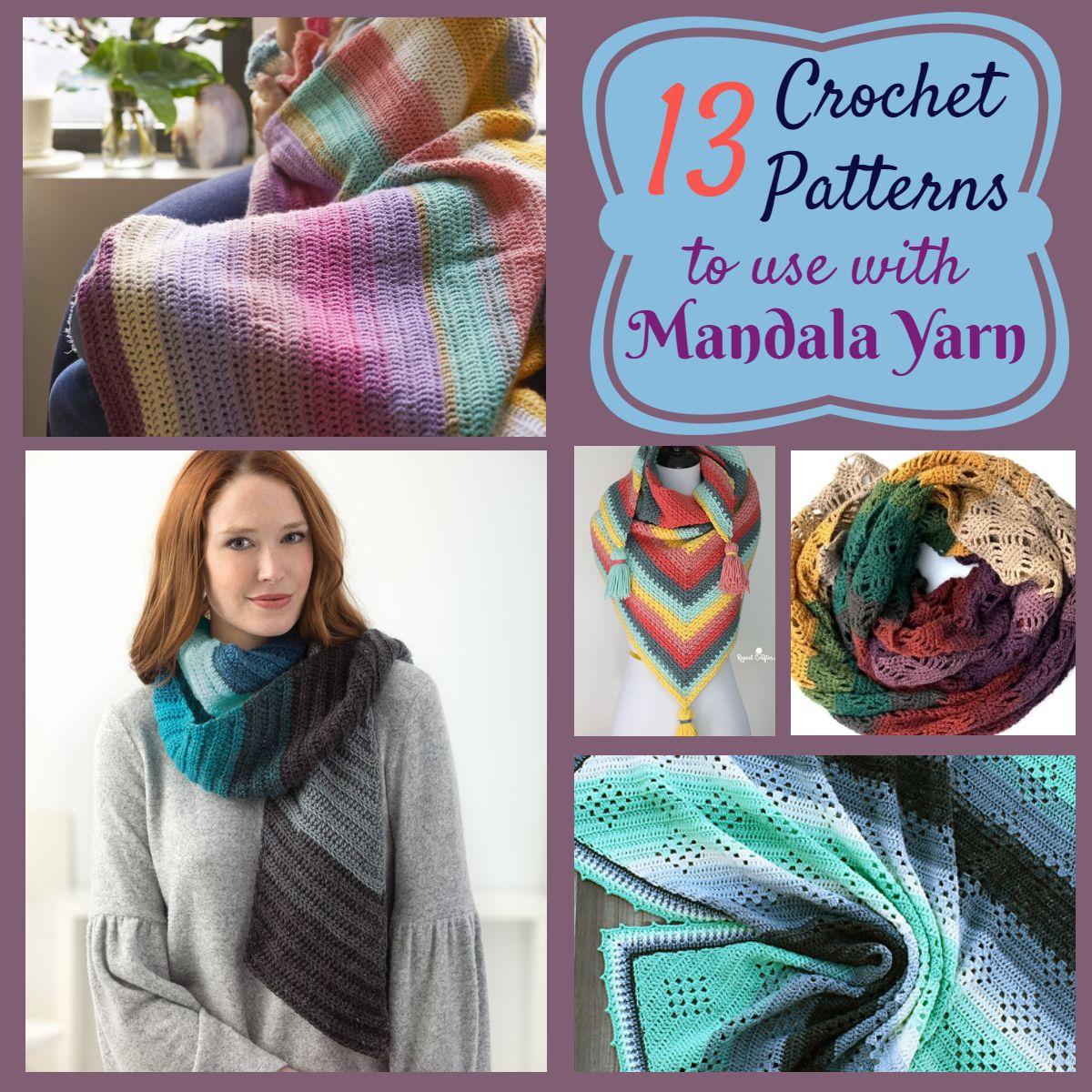 Ravelry Jennileete S Mandala Blue Flower Puddles Ripples Blanket Crochet Flower Blanket Crochet Mandala Pattern Mandala Yarn