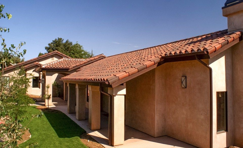 Classic S Mission Clay Roof Tiles Clay Roofs Custom Homes