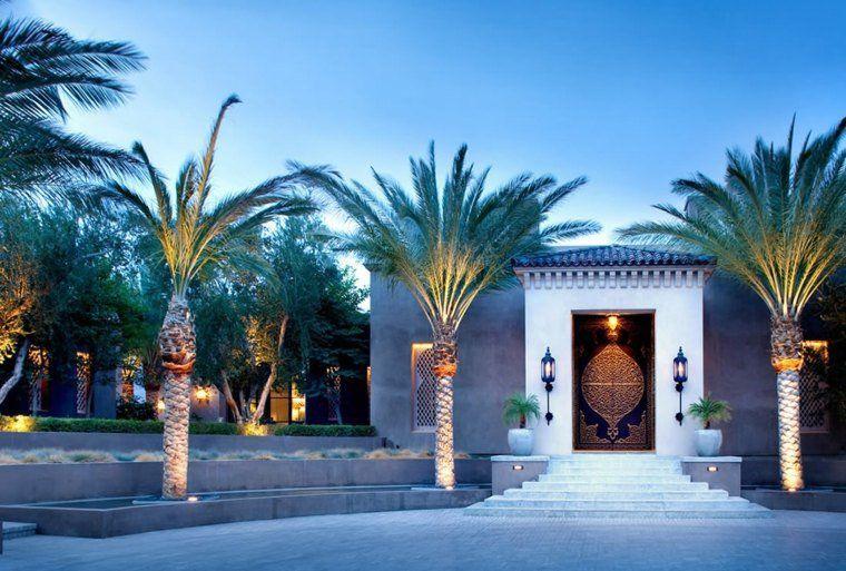 style-marocain-exterieur-moderne-idee | HOUSSES | Pinterest ...