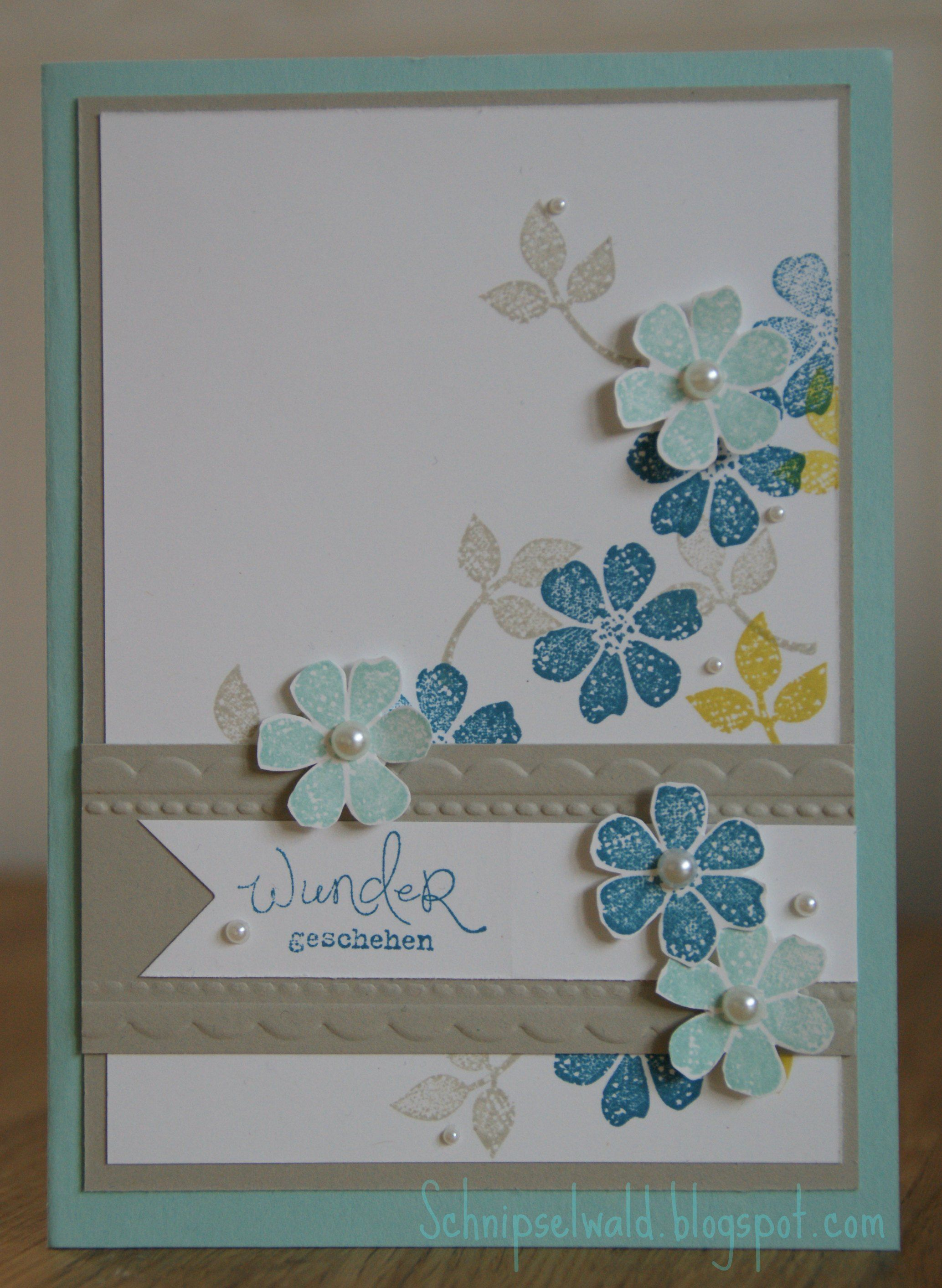 Bloomin' Marvelous, Stampin' Up! Sale-a-bration 2013,  (lifted from Sandi MacIver)