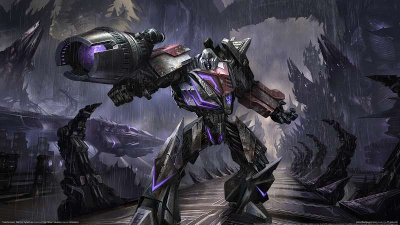 Transformers War For Cybertron Wallpaper Or Background Megatron Transformers Transformers Prime