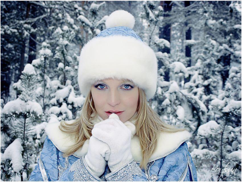 Снегурочка фотосессия индивидуальные модели психосоциальной работы