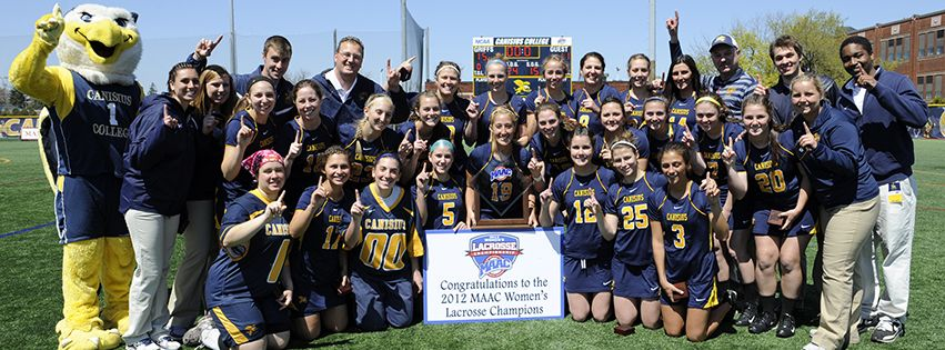 2012 MAAC Champions! College athletics, Womens lacrosse