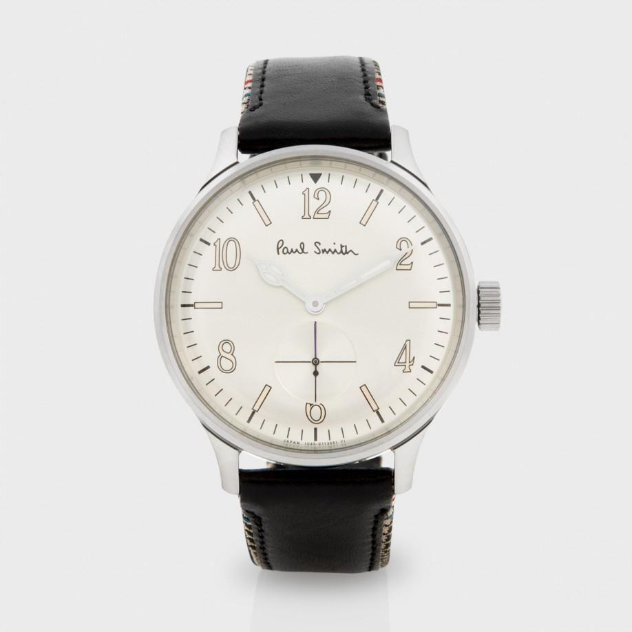 Paul Smith Men's Watches | Black City Classic Watch