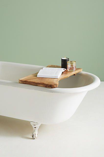 Volcanica Wooden Bath Caddy | | bathroom accessories | bathroom ...