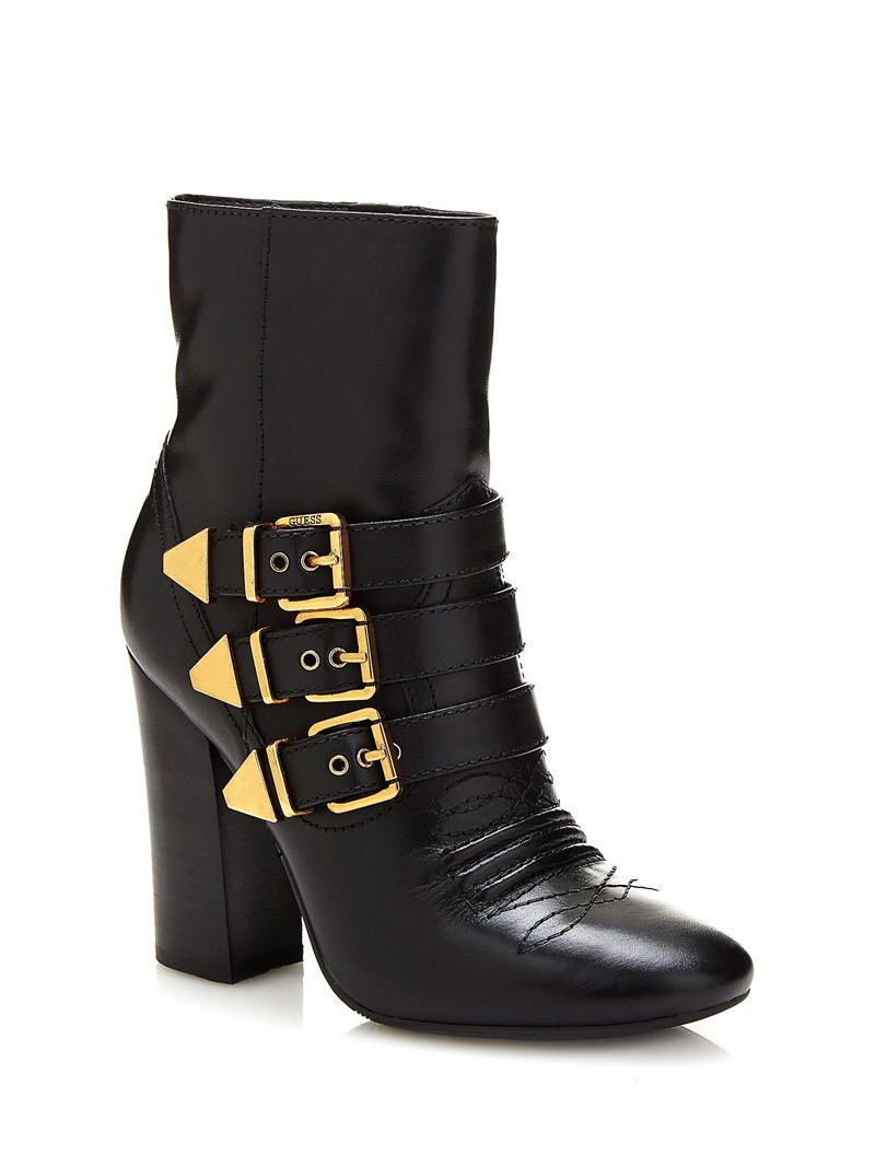 BOTTINES LULUBY À BOUCLES Guess   Guess   Pinterest 5f3d7663c30