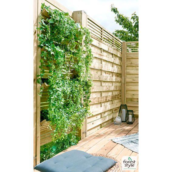Planter Vegetal Screen Eden 90 Cm X 180cm Leroy Merlin South Africa Outdoor Structures Outdoor Garden Accessories