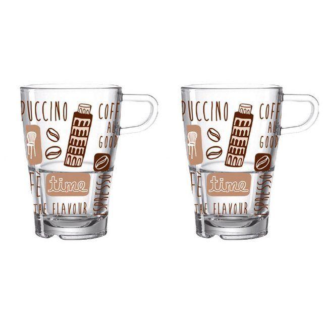 Latte-Macchiato-Glas »La Vita 2er Set« #lattemacchiato Latte-Macchiato-Glas »La Vita 2er Set« #lattemacchiato Latte-Macchiato-Glas »La Vita 2er Set« #lattemacchiato Latte-Macchiato-Glas »La Vita 2er Set« #lattemacchiato