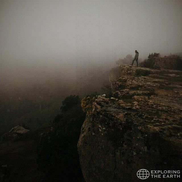 Exploration & Photo by @valleklau Location / La Mussara, Catalonia, Spain
