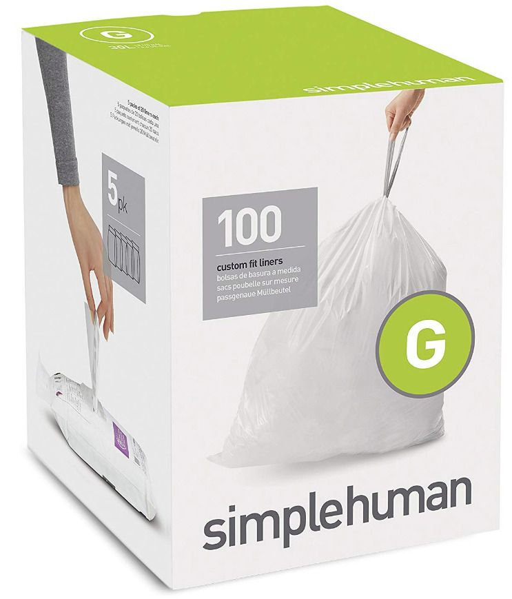 Garbage Can Garbage Can Ideas Garbage Can Garbagecan Simple Human Drawstring Thick Trash Bags 8 Gallon Garbage Can Custom Bin Liner Simplehuman Trash Bags