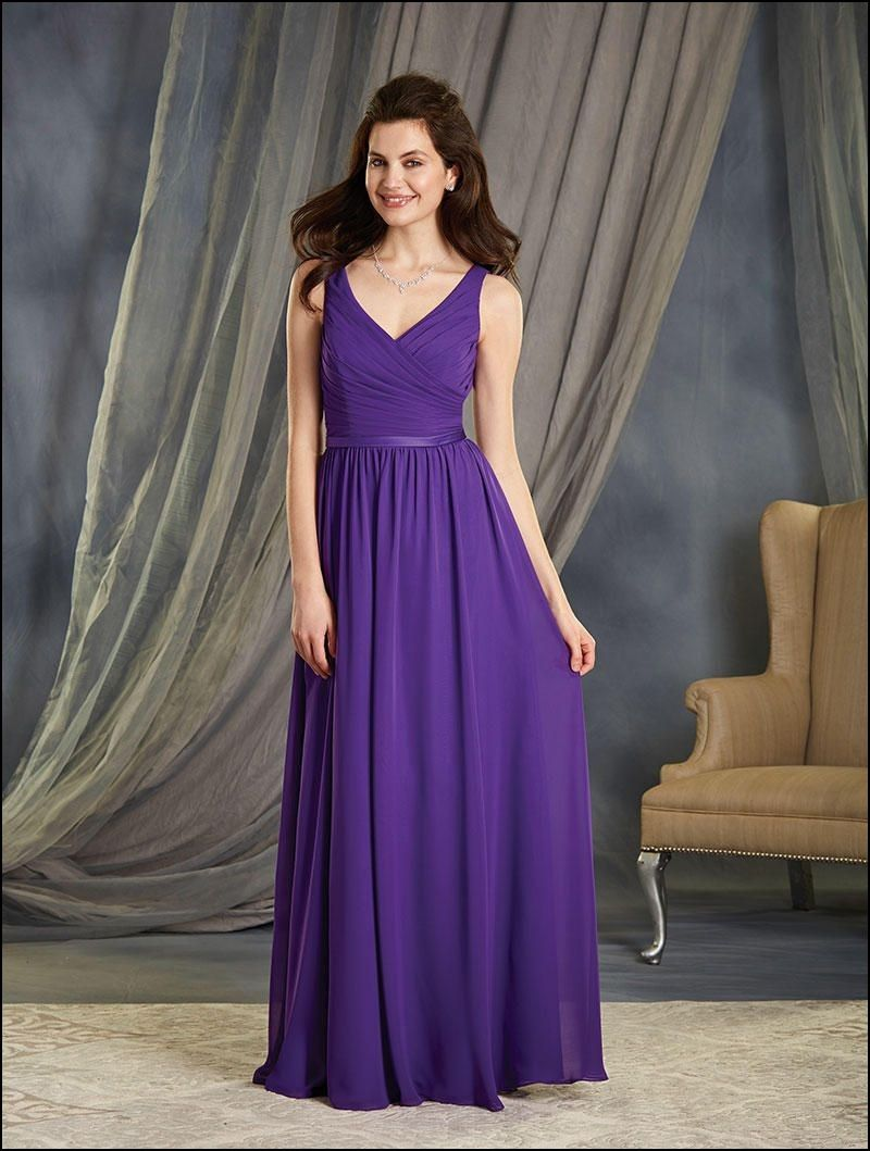 Alfred angelo two tone bridesmaid dress dresses and gowns ideas