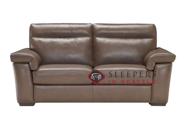 Fabulous Natuzzi Editions Cervo B757 Leather Full Sleeper Sofa With Caraccident5 Cool Chair Designs And Ideas Caraccident5Info