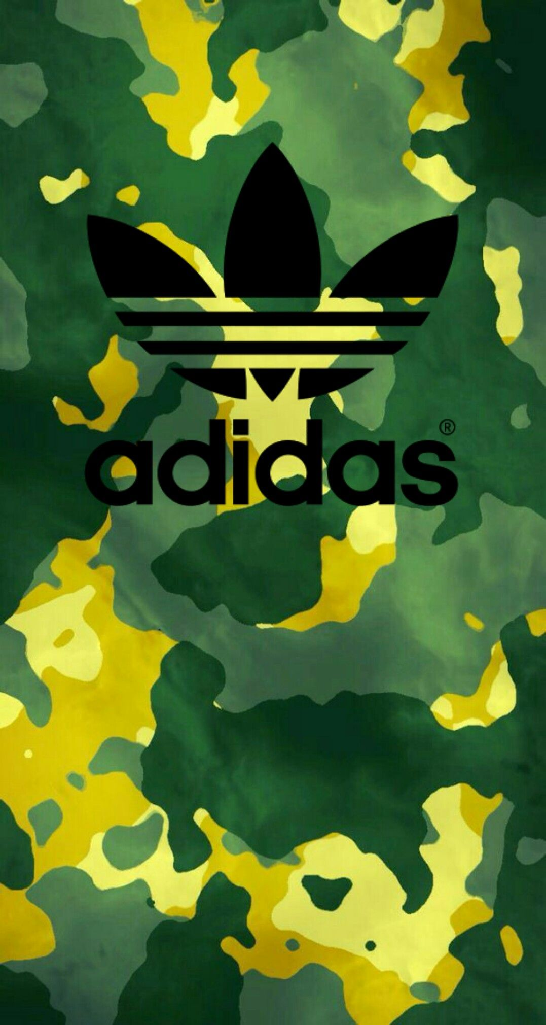 adidas camouflage wallpaper iPhone android