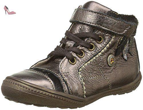 Catimini Curtis, Chaussures de ville garçon - Gris (11 Vtc Gris/Noir), 30 EU