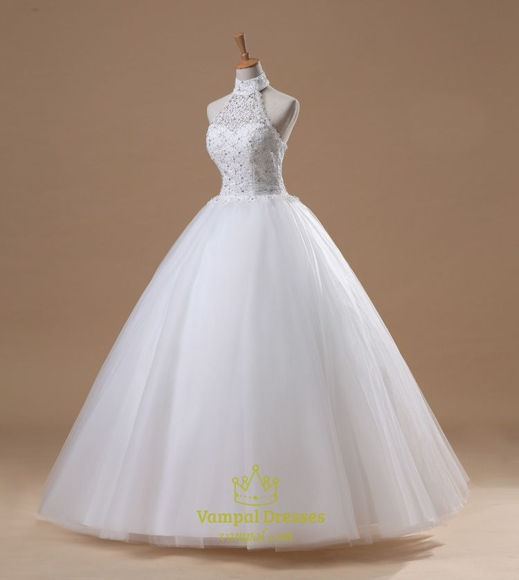 Lace Halter Top Wedding Dressesshort Halter Top Wedding Dresses For