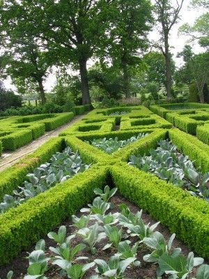 Formal Garden Style Tips For Creating A Formal Garden Design