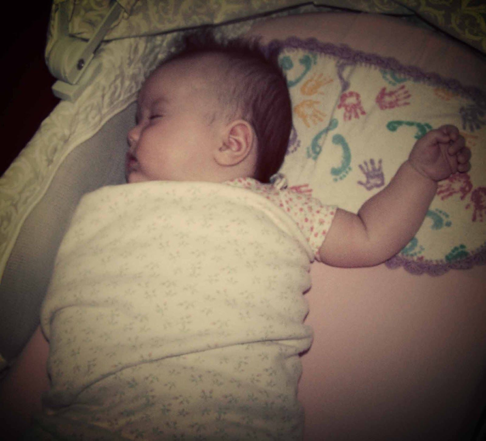 how to transition out of swaddle snoo