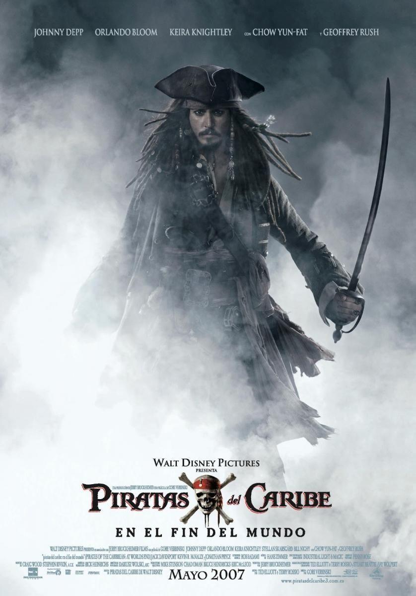 Jack Sparrow Piratas Del Caribe 3 En El Fin Del Mundo Piratesofthecaribbean Piratasdelca Piratas Del Caribe 3 Piratas Del Caribe Películas De Johnny Depp