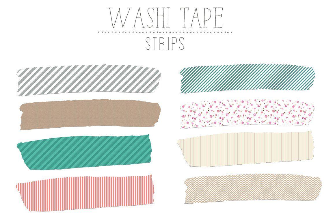 Washi Tape Strips Washi Tape Washi Washi Tape Planner