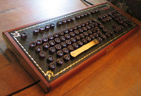 #steampunkkeyboardforlane Steampunk-keyboard.jpg (600×408)