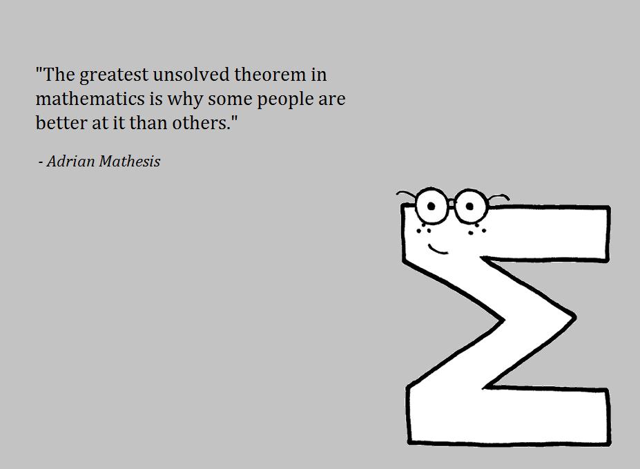 Center Of Math On Twitter Math Quotes Math Curriculum Math Jokes