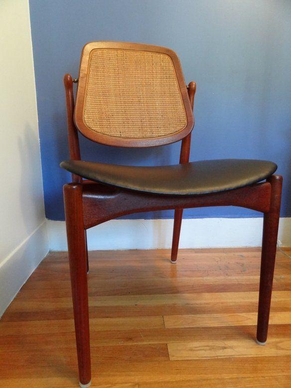 Charmant John Stuart Teak Dining/side Chair