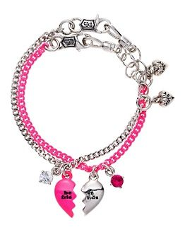 Juicy Couture Bff Multi Color Bracelet