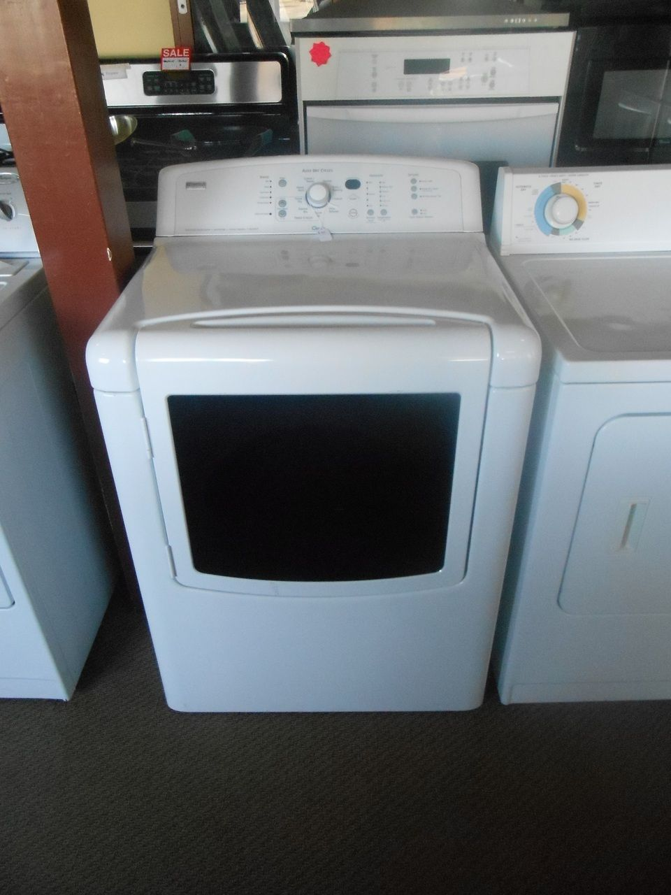 Appliance City Kenmore Elite Electric Dryer Dual Action Dryer
