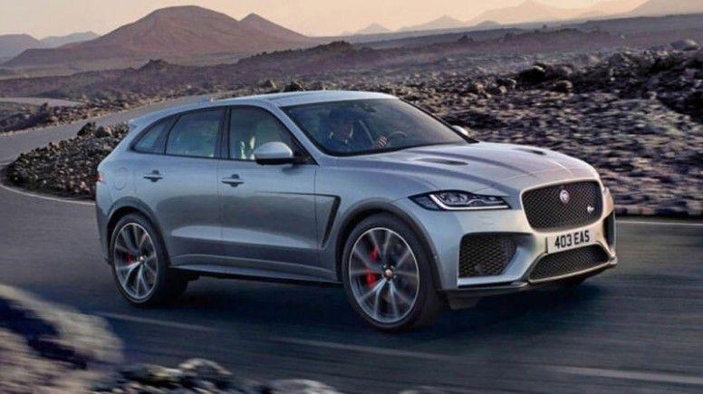 2020 Jaguar F Pace Gvwr Overview di 2020