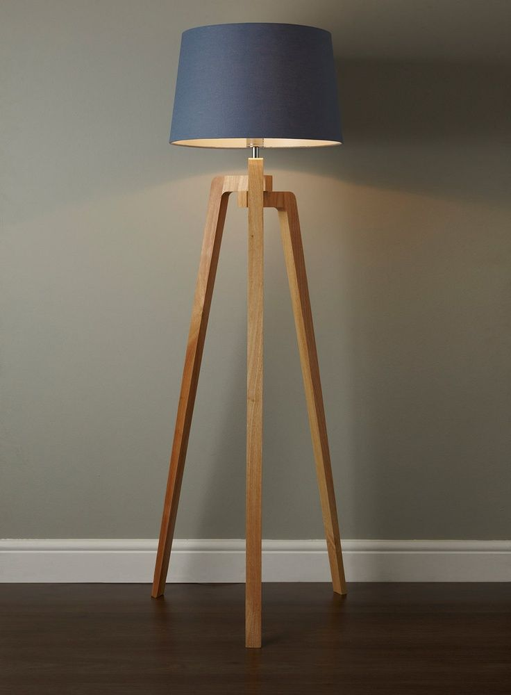 mahogany tripod floor lamp google search lights. Black Bedroom Furniture Sets. Home Design Ideas