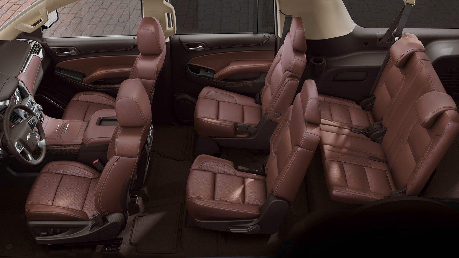 Chevrolet 2015 Suburban Interieur Chevrolet Suburban Vehicules Eje