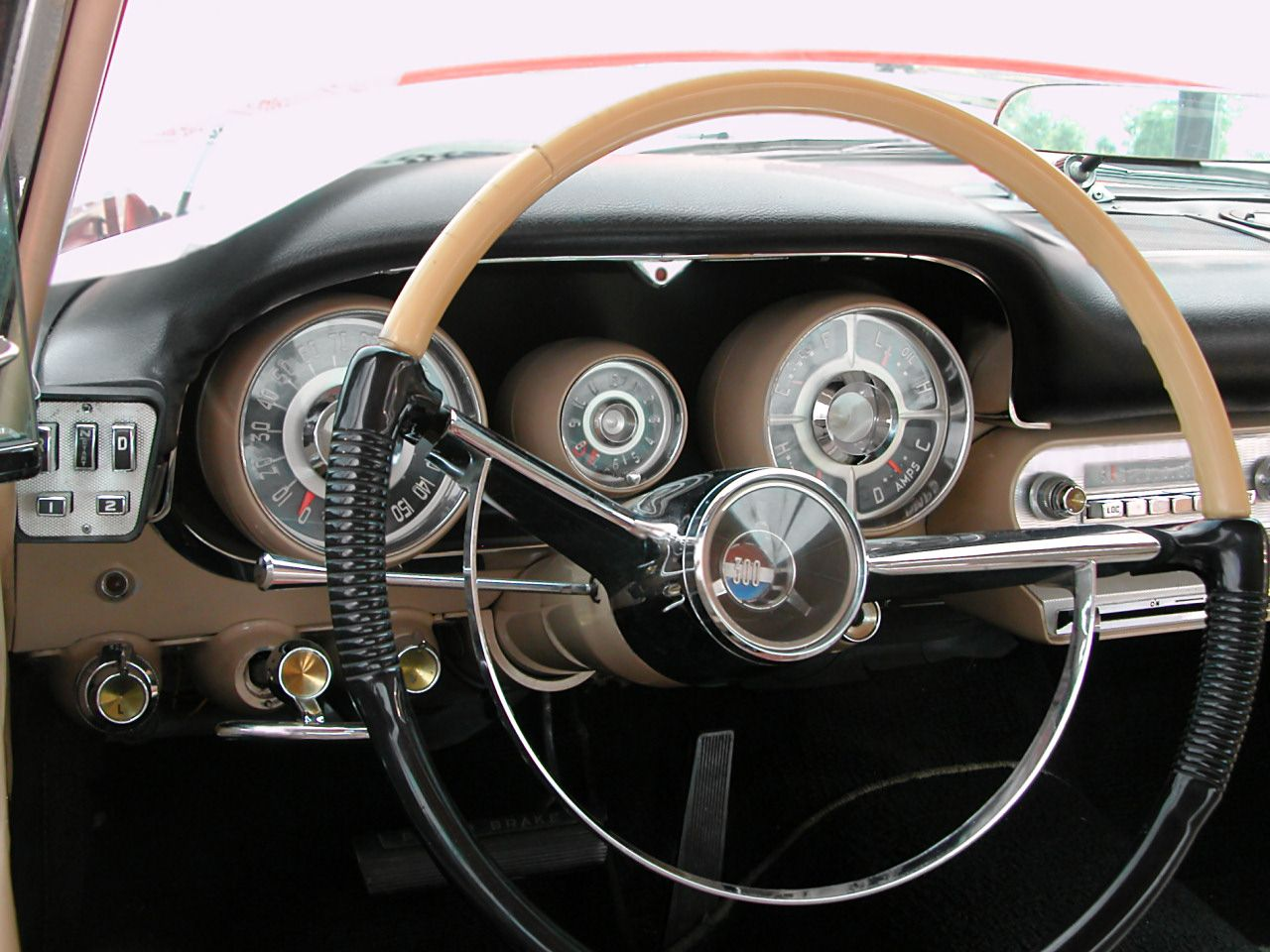 1956 chrysler imperial interior images - Dashboard Of 1958 Google Search