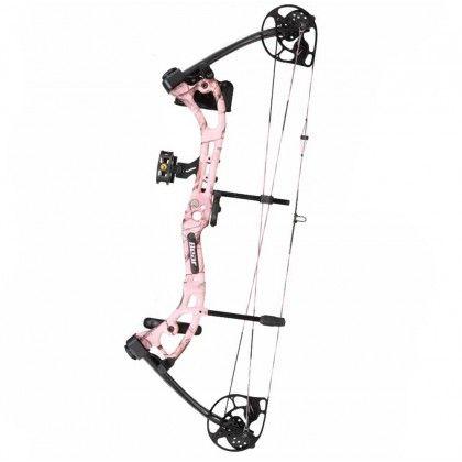 Fred Bear Archery Apprentice III compound handboog set 15