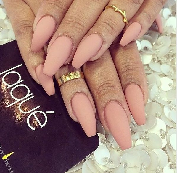 Coffin Nails Love The Color