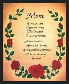 Best Mom Poems 1