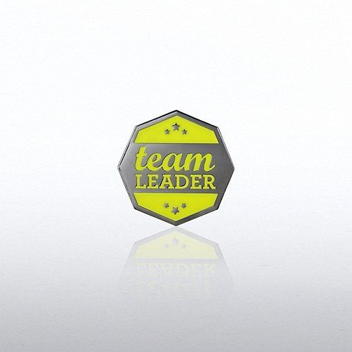 Team Leader Lapel Pin
