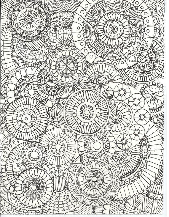 Pin de Sandra Hincapie en Mandalas y Otros dibujos para colorear ...