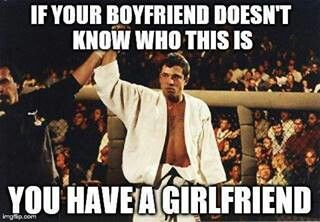 """martial arts humor ;) many females """"know"""" :)"""