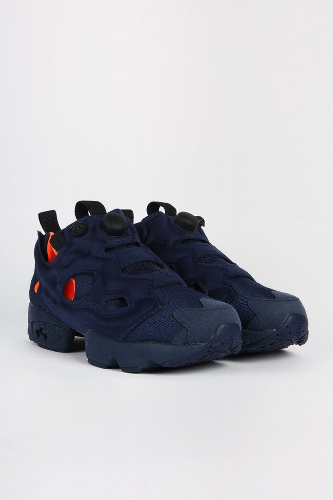 290a20b39b5 Reebok Instapump Fury Tech M - navy orange