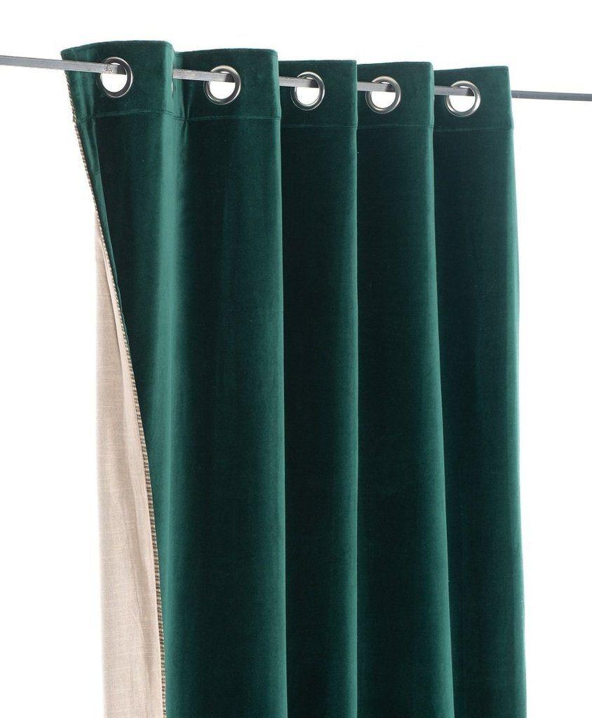 6 colours - Indian Song - Namaste velvet curtain - 140x260 ...