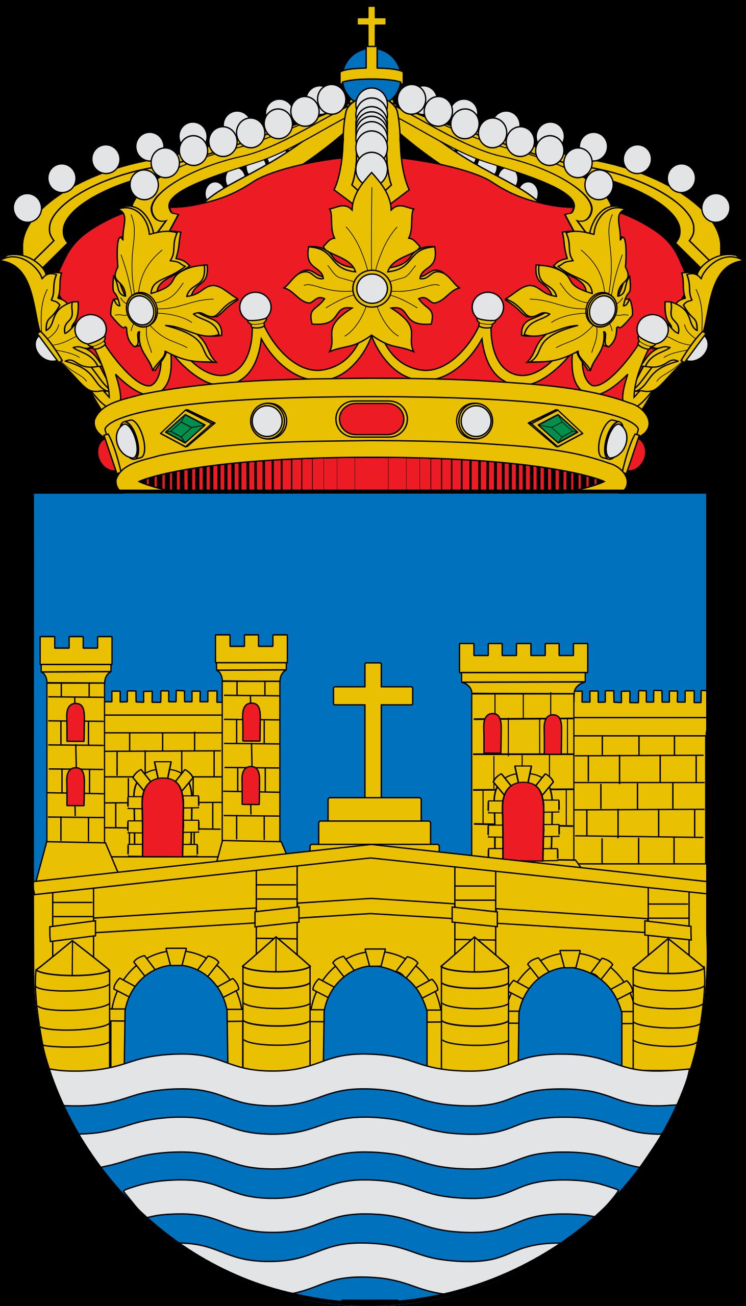 Resultado de imagen de Escudo de pontevedra