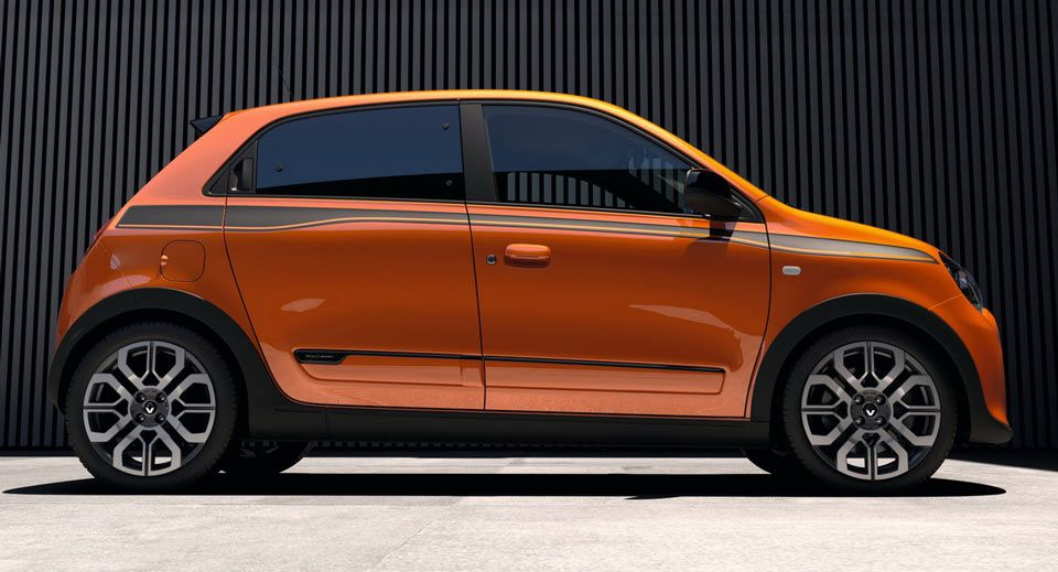 Renault Reportedly Readying Twingo Ev City Car New Renault Car
