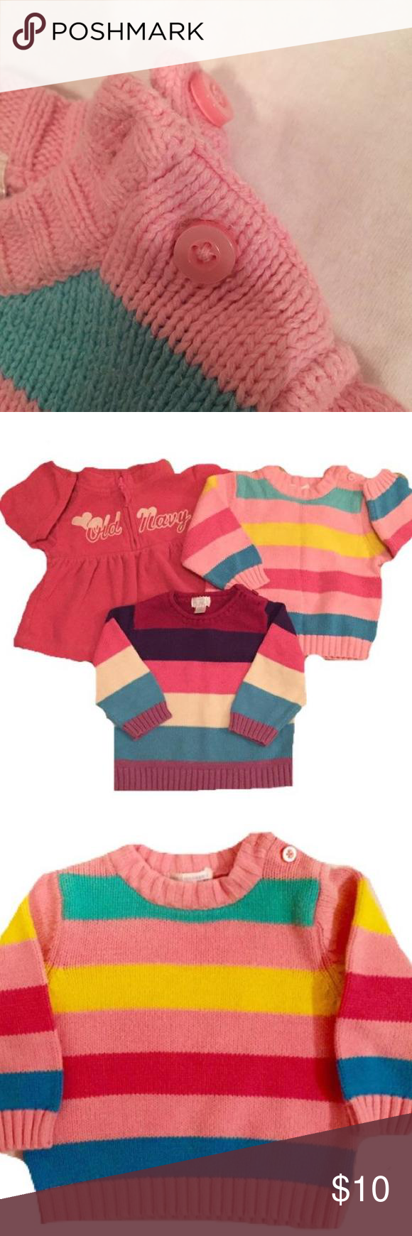 Sweater bundle | Blue sweaters, Pink yellow and Conditioning