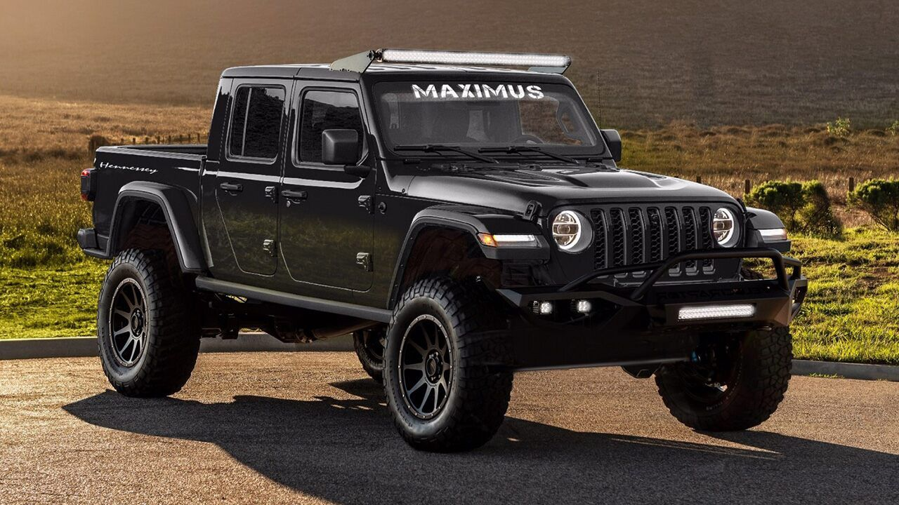 Pin On Jeep Gladiator S