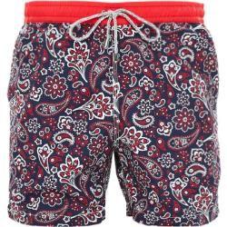 Mc Alson Bade-Short Herren, Mikrofaser, rot Mc Alson #outfitswithshorts