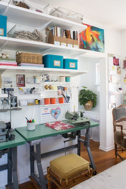 craft room transitionalhomeoffice ideas pinterest escritorios cuarto de costura y cueva office craft room ideas u31 craft