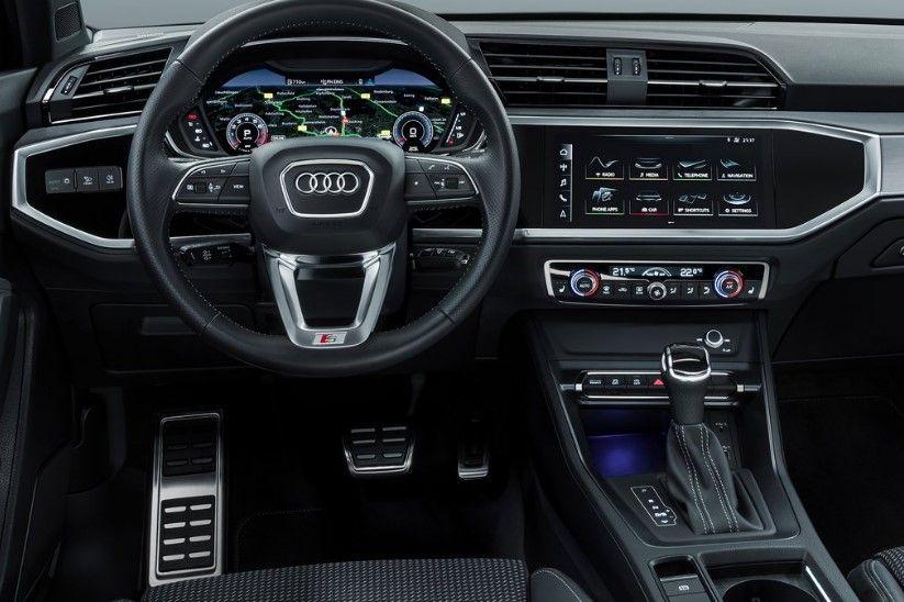 Interior 2020 Audi Sq3 Audi Q3 Audi Audi Rs