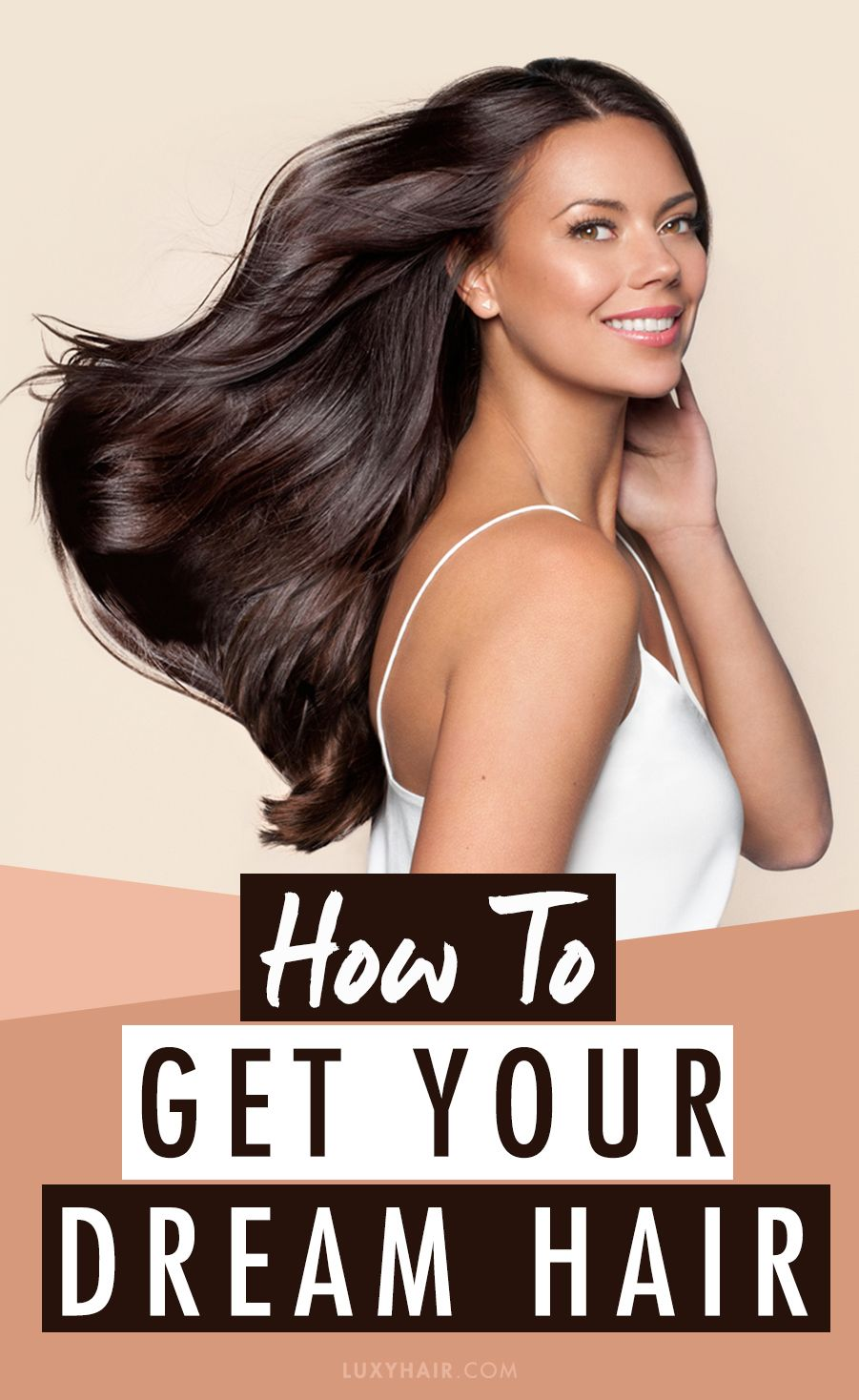 Learn How You Can Get The Hair Of Your Dreams Click To See 10