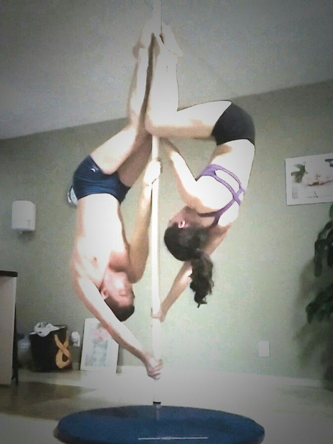 Pole love together with your partner!!